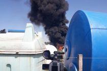Incendio en la fábrica Bertotto – Boglione