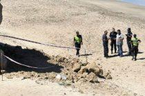 Tragedia en Mar del Plata: murió una niña por el derrumbe de un acantilado