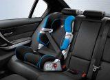 Nueva Ley nacional: todos los menores de 10 años deben viajar en auto con sillas de seguridad