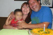 Santa Fe: Una familia junta firmas para poder adoptar a un nene de 3 años