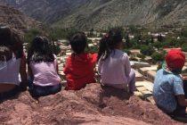 Una pareja de Villa María adoptó a cinco hermanos de Jujuy