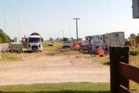 Nuevo tramo de gasoductos troncales para Marcos Juárez