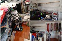 Robo por 600 mil pesos en ropa de una tienda de Leones