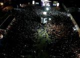 Exitosa fiesta del Anden en Inriville: En el buffet hubo 13 instituciones trabajando y 260 personas