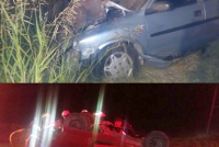 Accidente de Tránsito Fatal En Ruta 9
