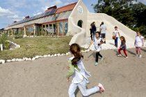Mar Chiquita estrenó la primera escuela pública sustentable