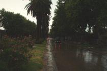 Lluvias para la Ciudad y la región