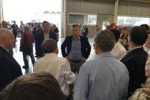 El presidente Mauricio Macri visita hoy las localidades de Armstrong y Las Parejas