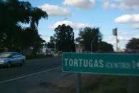 Vuelco en solitario en autopista a la altura de Tortugas