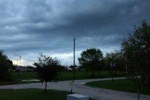 Nuevamente registros de lluvias dispares para la Ciudad