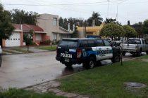 Policía Federal en General Roca