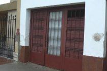 Violentaron una ventana y puerta de una vivienda y sin ocasionar desorden sustrajeron dinero de un ropero
