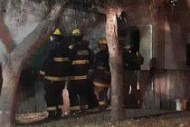 Isla Verde, incendio de una vivienda con la muerte de un anciano de 80 años