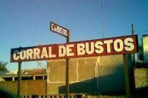 Corral de Bustos, detención de un joven mayor de edad acusado de abuso sexual simple hacia una menor