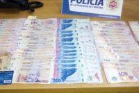 """""""Cuento del Tio"""" en Alicia: detención de dos mujeres con droga, dinero y tickets"""