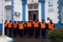 La policía barrial quedarà fija y seguirà caminando por las calles de la Ciudad