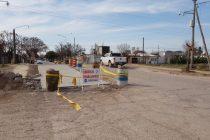 Inquietud por obras detenidas en el paso a nivel de calle Azcuènaga