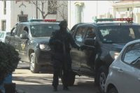 Procedimiento de FPA en siete domicilios de Leones con dos detenidos