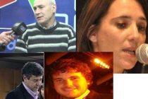 Los cuatro concejales de Marcos Juàrez Somos Todos
