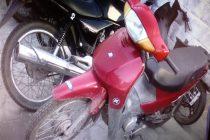 Robo y recupero de una moto