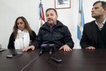 El Ministro de Desarrollo Social Sergio Tocalli informó sobre el programa de vivienda semilla