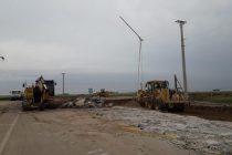 Se encuentra cortado el tránsito para camiones por obras en la circunvalación oeste