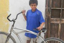 La Carlota: niño de 9 años encontró $ 25 mil y los devolvió