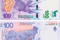 Nuevo billete de 100 Pesos y Monedas de 2 y 10 Pesos.-
