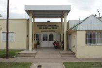 Agradecimiento de vecina de Corral de Bustos  por la atención en el Hospital Abel Ayerza