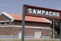 Sampacho: Por un hecho de violencia de género, un hombre fue expulsado del pueblo