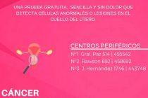 Hacete el PAP- Campaña de prevención de cáncer de cuello uterino