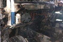 Dos incendios en las últimas horas, en una vivienda y en un camión