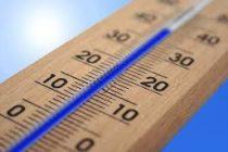 44,5 grados fue la sensación térmica del lunes en la Ciudad