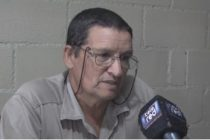 """Jorge Vega: En total hay 12 maquinas rotas y estoy trabajando con nueve bordeadoras"""""""