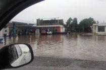 La situación de Leones luego de los 170 milímetros de lluvia en solo cuatro horas