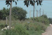 Reclamos por malezas y falta de limpieza en barrio Villa Argentina