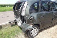 Ultimo momento.- Choque en cadena con cuatro vehículos involucrados en ruta 9 entre Leones y Marcos Juàrez.-