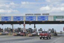 Un usuario de la autopista a Córdoba se negó a pagar el peaje por estado de la calzada