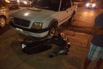 Accidente en el ejido urbano de Leones