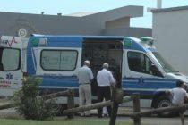 Nueva ambulancia para el Hospital Abel Ayerza
