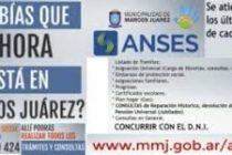 Anses en Marcos Juárez este Viernes 22 de Febrero.-