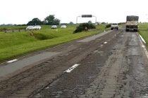 Autopista  Córdoba- Rosario: crecen las denuncias por el estado de abandono tramo Carcaraña- Roldan