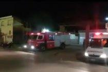 Principio de incendio en una vivienda del barrio Villa Argentina