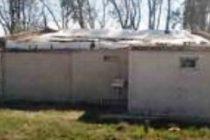 Liberan a una familia que se encontraba encerrada  en campo de La Playosa