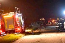 Accidente fatal en proximidades de Villa Nueva