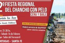 Fiesta Regional del chancho con pelo en Tortugas con la participación de dos marcosjuarenses