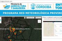 Inquietud sobre la página web de la Red de Estaciones Meteorológicas del Ministerio de Agricultura de la Provincia