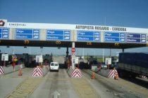 Carcaraña: por mal estado de la Autopista  usuarios se niegan a pagar peaje
