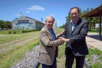 En Abril el tren de pasajeros tendrá parada en Marcos Juàrez