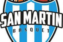 Básquet de San Martín: La U-17 comienza el Provincial.-